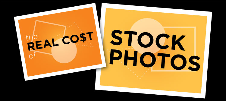 The real cost of stock photos