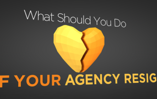 What if your marketing agency quits