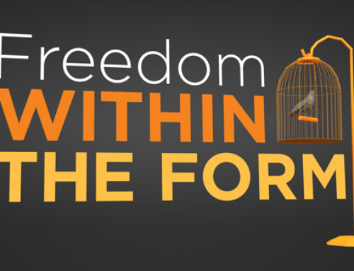 Challenge Your Marketing Agency to Find Freedom Within The Form – The Branding Haiku