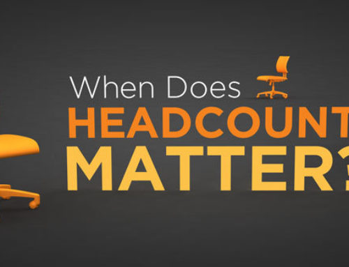 When does Headcount Matter for a Full Service Marketing Agency?