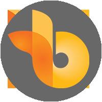 Rains Birchard Marketing Logo