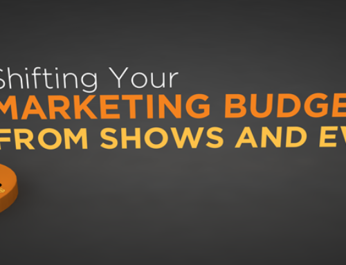10 Tactics for Shifting Marketing Budget from Trade Shows and Events